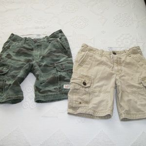 Abercrombie Kids Boys Shorts Lot Size 11/12 11 12